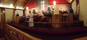 Christmas Eve (Service #3) at Christ Lutheran