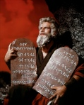 charlton heston - 10 commandments