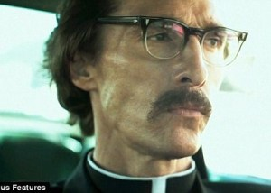 Matthew McConaughy priest DBC