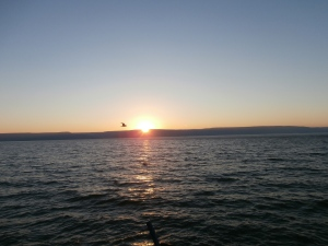 Sunrise: Sea of Galilee