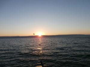 Sunrise: Sea of Galilee