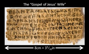 The Gospel of Jesus Wife