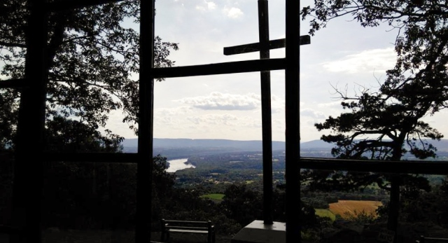 Mar Lu Ridge Chapel View